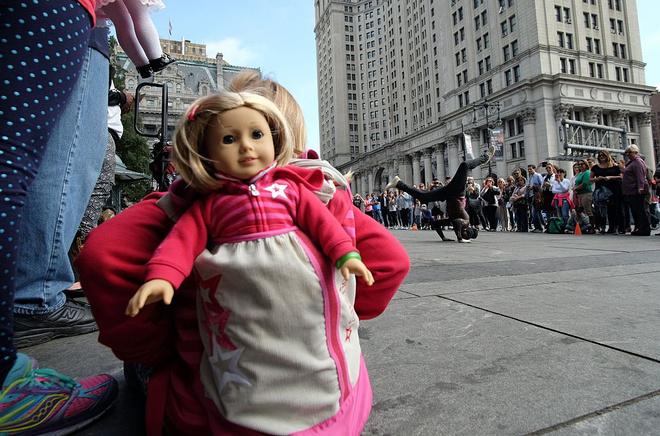 сон кукла
