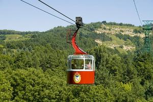 Фото №10 - Горы, воздух и Нарзан: семейный отдых и лечение в Кисловодске
