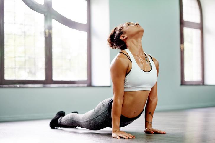 Фото №4 - 10 упражнений, которые помогут сжечь жир на животе за 10 минут в день