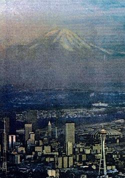 Фото №1 - Зловещие тени над Сиэтлом