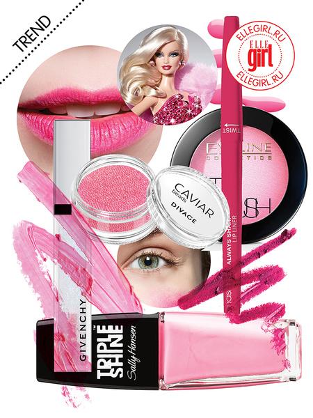 Фото №1 - Beauty-тренд: Как Барби