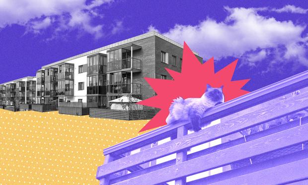 Фото №1 - Жилой район «Балтым-Парк»: дома за Верхней Пышмой от финского строительного концерна
