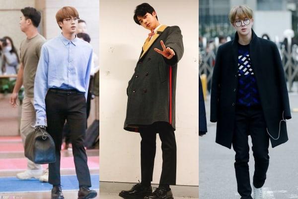 Фото №1 - BTS fashion looks: учимся одевать своего парня в стиле любимых айдолов