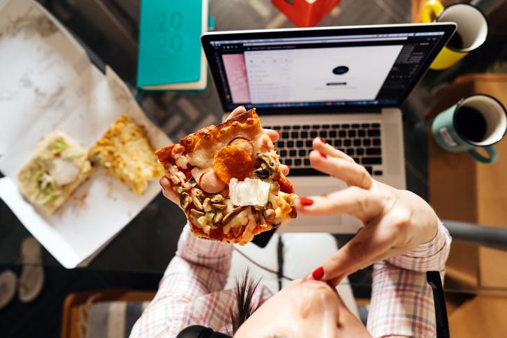 как похудеть, как контролировать аппетит, заедаю стресс, переедания при стрессе