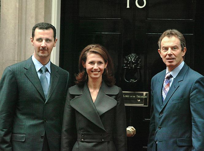 Фото №11 - Из «сирийской Дианы» в «Первую леди из ада»: история Асмы Асад