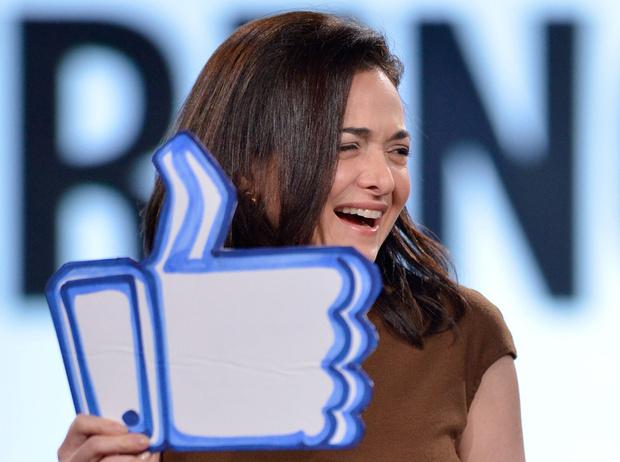 Фото №16 - Королева соцсетей: история Шерил Сэндберг, второго человека в Facebook