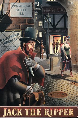 Фото №6 - Джек Потрошитель: неизвестный безумец, признанный художник или британский принц?