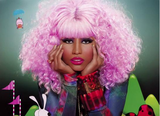 Фото №1 - Ники Минаж: «Духи Pink Friday отражают мою личность»