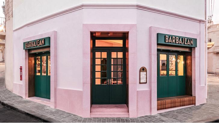 Фото №6 - Розовый ресторан Barbajean на Мальте
