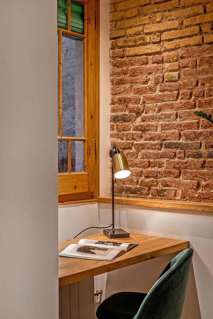 Фото №7 - Квартира со сводчатым потолком в Барселоне