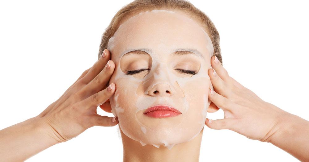 Нужно ли умывать лицо после тканевой маски
