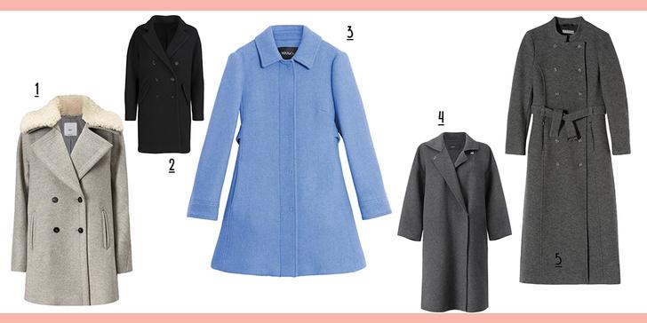 Фото №11 - 55 пальто на любой вкус
