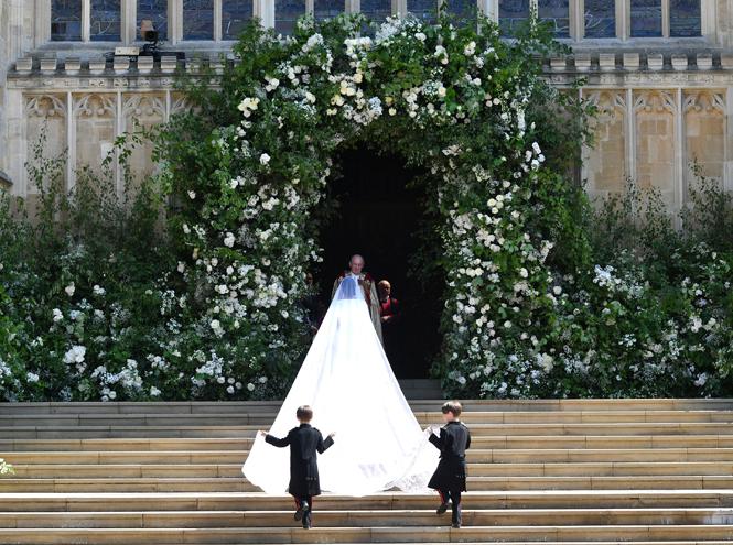 Фото №30 - Две невесты: Меган Маркл vs Кейт Миддлтон