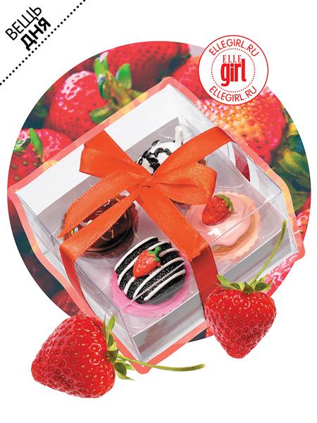 Блески для губ Cupcake Shoppe LG 20, Ffleur