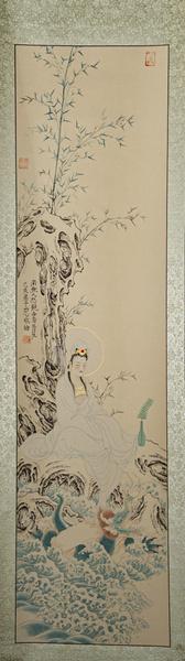 Фото №2 - Выставка китайской живописи в Музее Востока