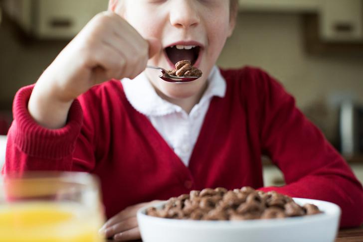 Фото №4 - Еда для «пятерок»: чем кормить школьника для лучшей успеваемости