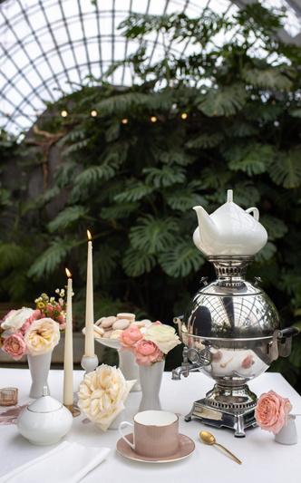 Фото №10 - Jardin Artiparis: коллекция фарфора Натальи Ледо для ИФЗ