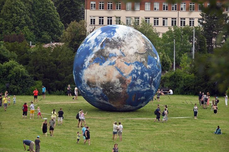 Фото №1 - Спрогнозирована численность населения Земли к концу века