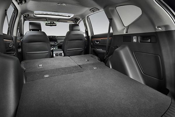 Фото №4 - Honda CR-V: всерьез и надолго