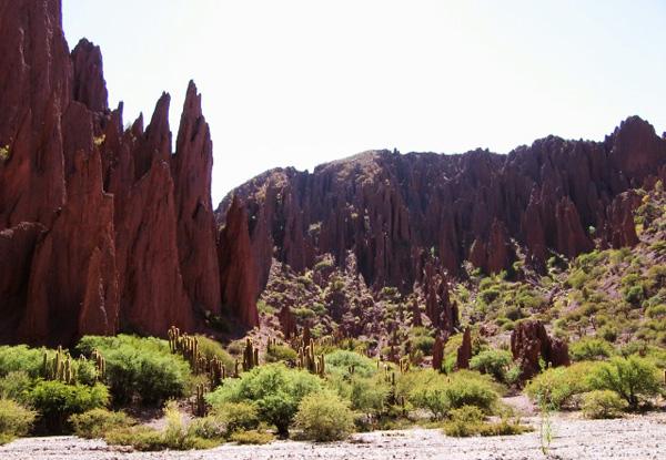 Фото №1 - Высокие ворота Боливии