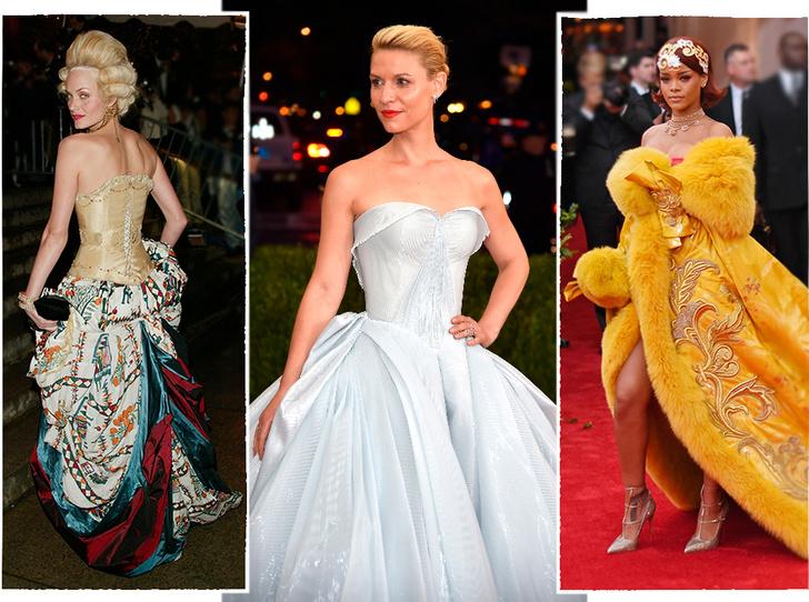 Фото №1 - История Met Gala: самые знаменитые наряды бала Института костюма