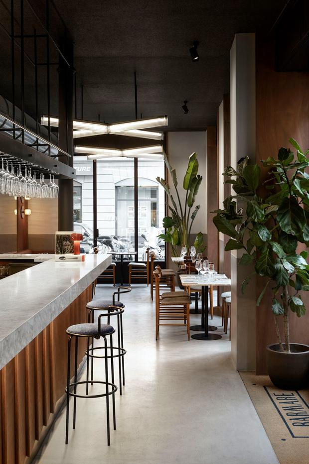 Фото №4 - Все на борт: ресторан Barmare L'Altro в Милане