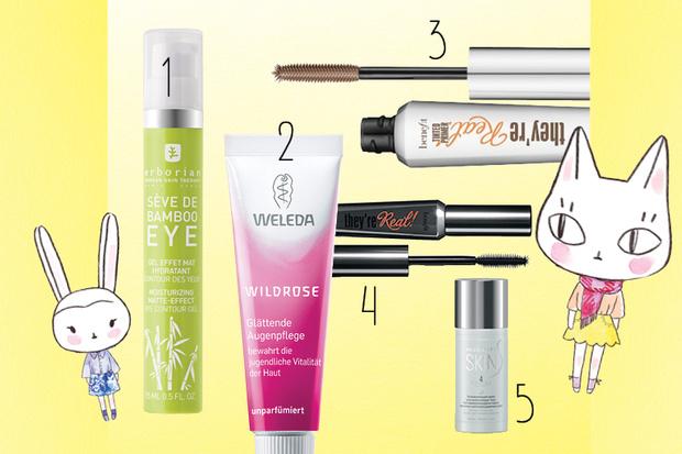 Фото №3 - Как правильно ухаживать за кожей вокруг глаз?