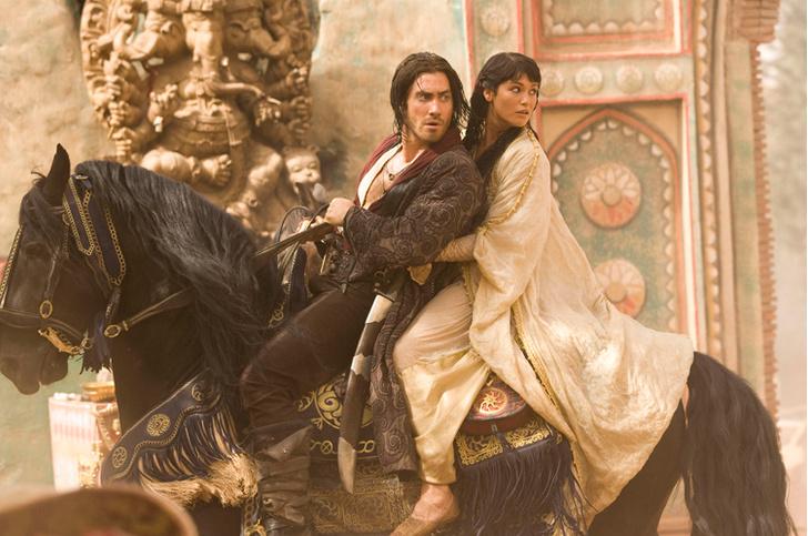 принц персии фильм