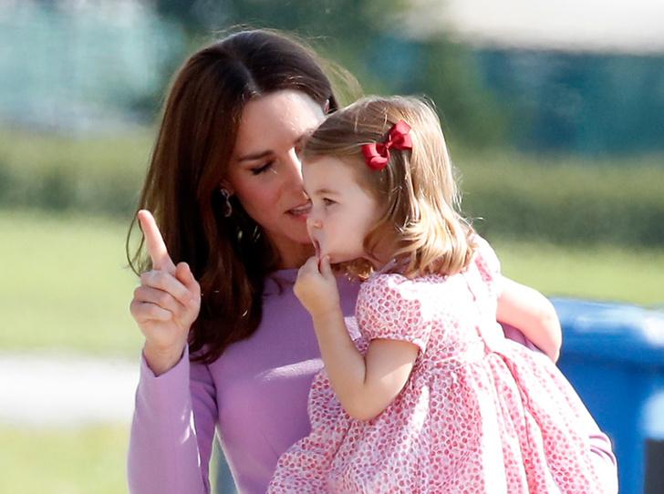 Фото №2 - Испанский язык и теннис: чему учат принцессу Шарлотту