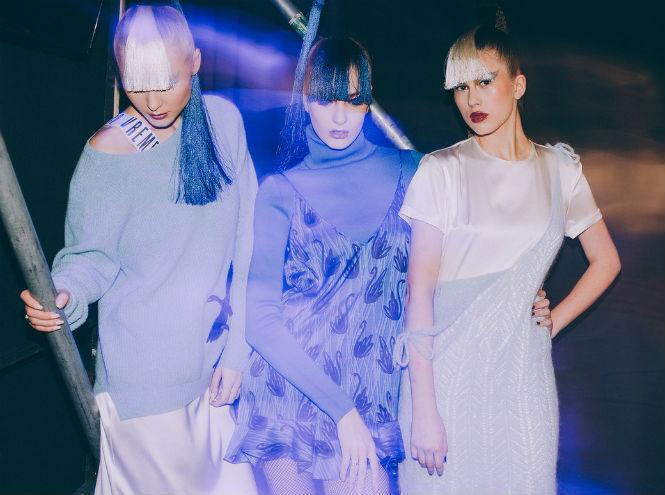 Фото №8 - Первый день Mercedes-Benz Fashion Week Russia