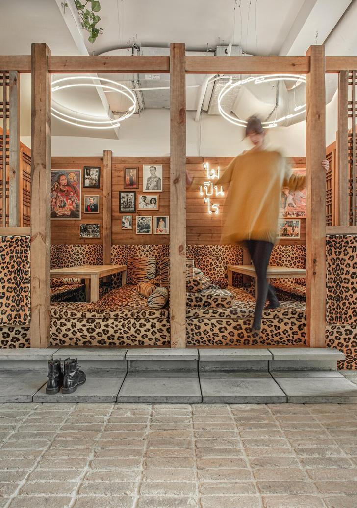 Фото №12 - «Тайский привет»: паназиатское дизайнерское кафе в Киеве