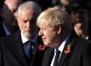 «Безобразное поведение»: Борис Джонсон нарушил этикет в День памяти