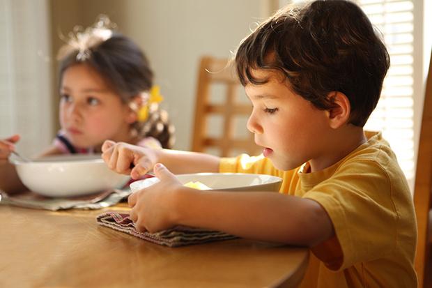 Фото №1 - Детсадовское меню: доверять или проверять?