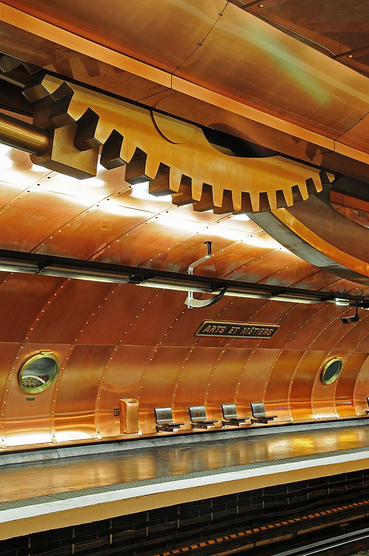 Фото №3 - Искусство андеграунда: 11 впечатляющих станций метро