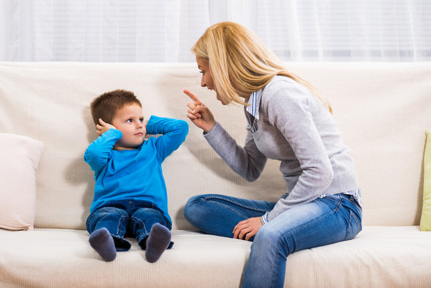 Ссора с ребенком советы психолога