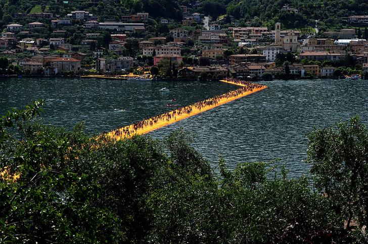 Фото №1 - Прогулка по воде