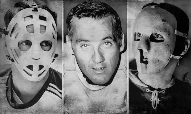 Фото №1 - Жак Плант— вратарь, который изобрел хоккейные маски