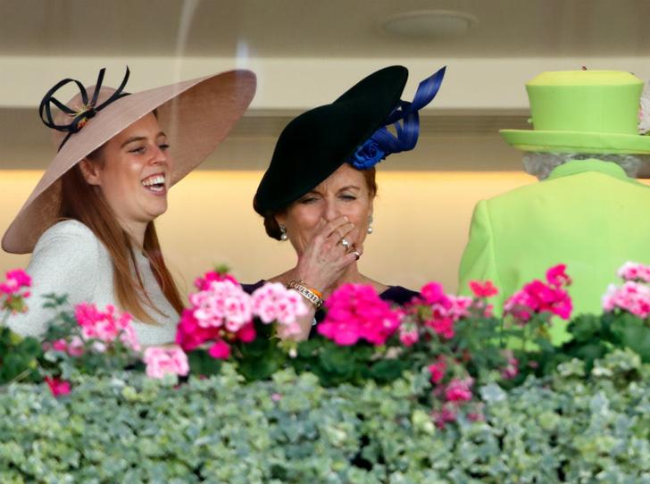 Фото №4 - Герцогиня Йоркская возвращается в королевскую семью