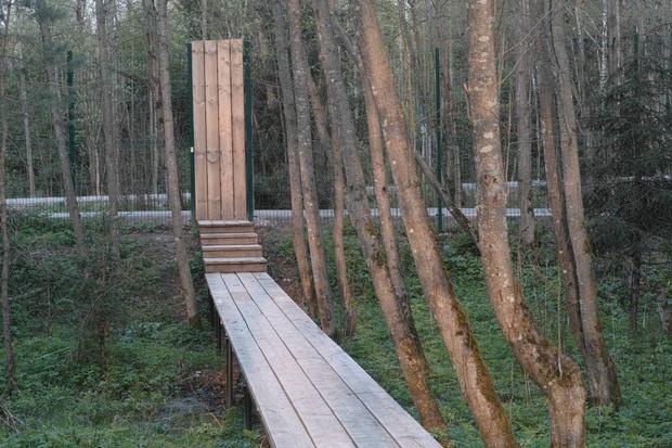 Фото №11 - Парк по проекту Александра Бродского в арт-усадьбе Веретьево