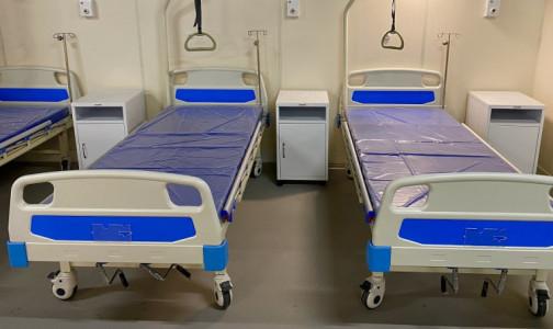 Фото №1 - В Петербурге за праздники из ковидных больниц выписали почти 8 тысяч пациентов. В городе свободно 2160 коек