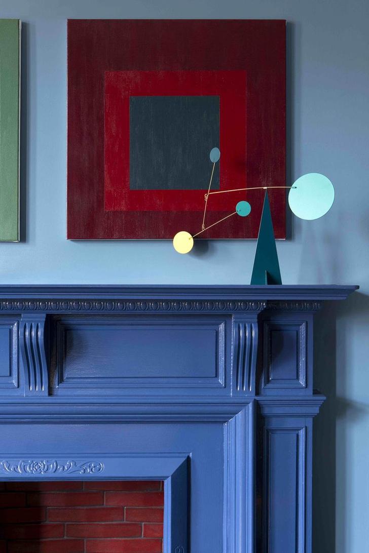 Фото №6 - 10 способов преобразить интерьер с помощью краски