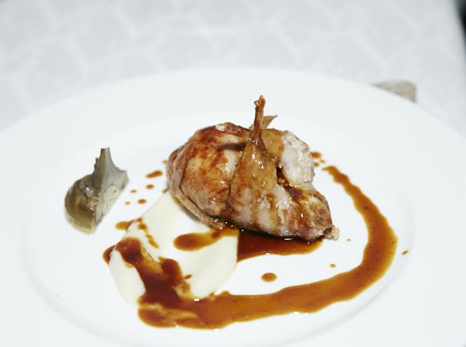 Фото №4 - Как прошел гастрономический ужин Marie Claire в московском ресторане Le Restaurant
