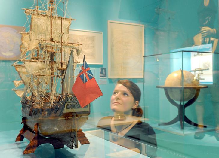 Фото №1 - У берегов США нашли легендарный корабль Кука