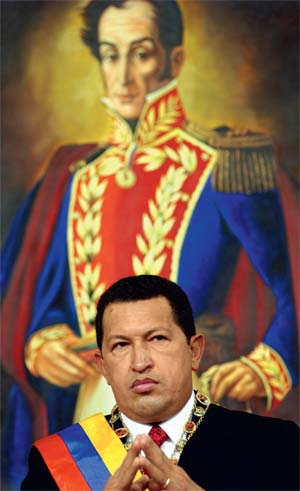 Фото №1 - Симон Боливар