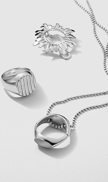Avgvst Jewelry x Дельфин