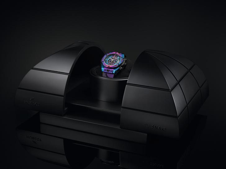 Фото №4 - Сила музыки: Hublot выпустил часы совместно с DJ Snake