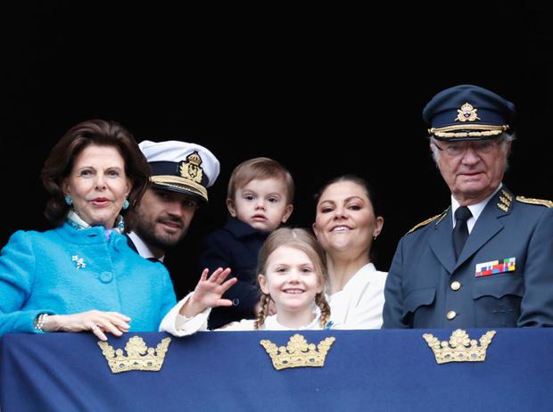 Фото №3 - Как лишение титула повлияет на наследников королевского дома Швеции
