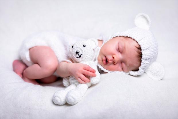 Фото №3 - У эмбриона есть усыи еще 24 шокирующих факта о младенцах