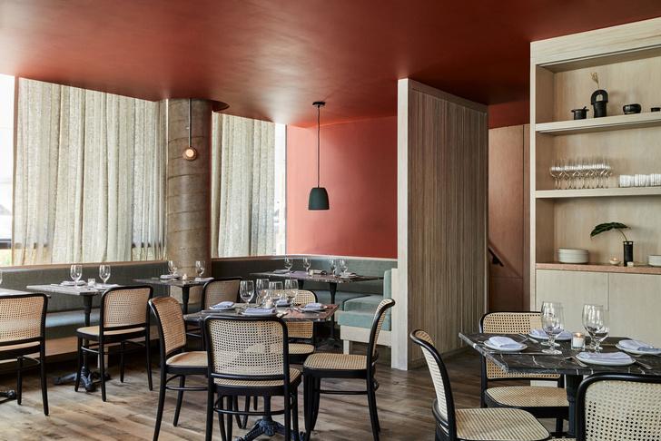 Фото №1 - Эклектичный ресторан Kimika в Нью-Йорке