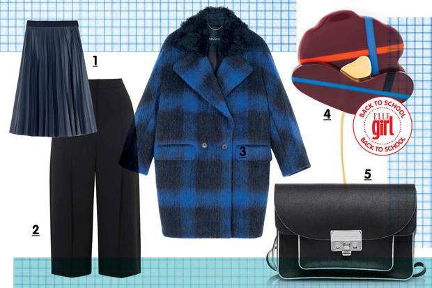 Фото №2 - Toп-10: Модные вещи к началу учебного года